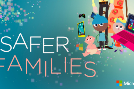 Microsoft – Digital safety for families presentation -