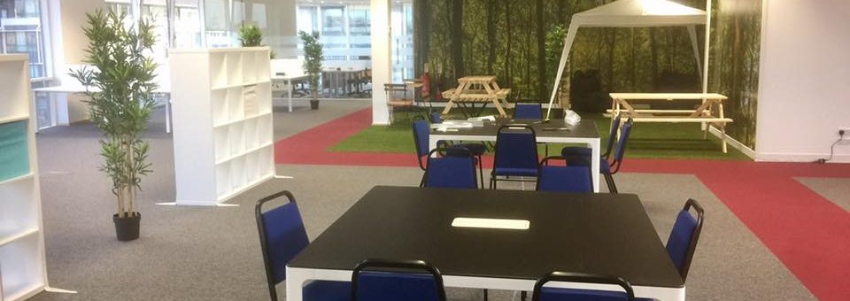Coworking in Maidenhead – Evening Discussion and Tour with MDCC -