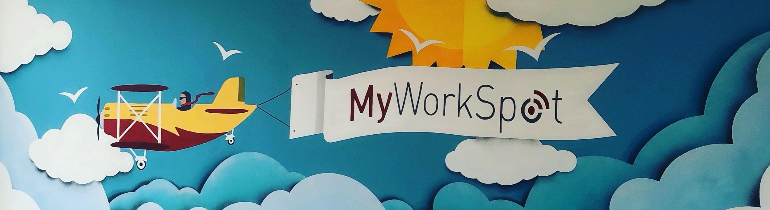 MyWorkSpot banner 1