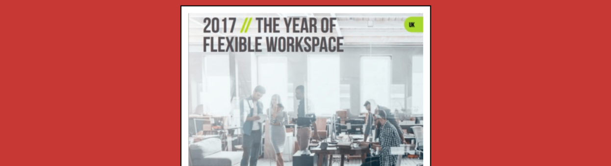 MyWorkSpot in the News – The Future of Flexible Workspace in the UK -