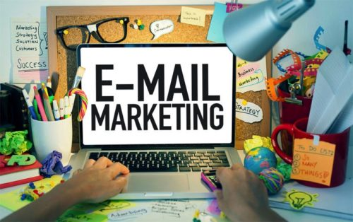 "Lunch & Learn ""Email Marketing Secrets to Retain your Customers -"