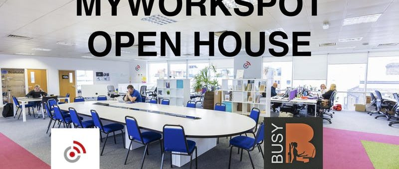 MyWorkSpot OPEN HOUSE – Instagram & LinkedIn Help Desk -