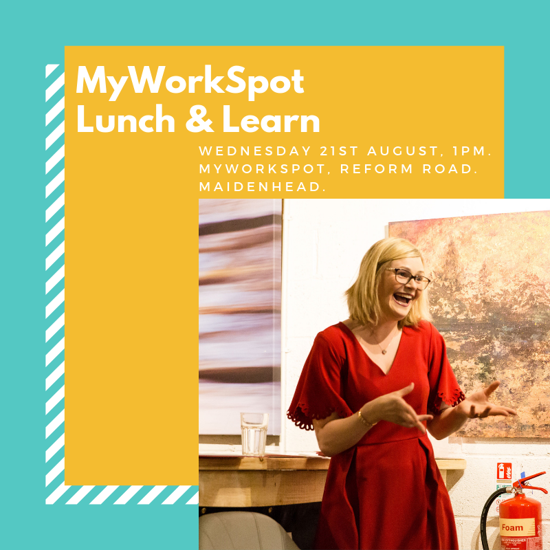 Lunch & Learn: How to make your business accessible -